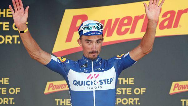 الافيليب يفوز بثاني مراحله الشخصية في سباق فرنسا للدراجات