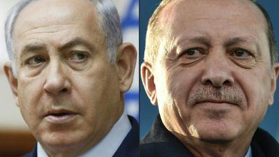 Guerre des mots entre Erdogan et Netanyahu au sujet d'une loi israélienne