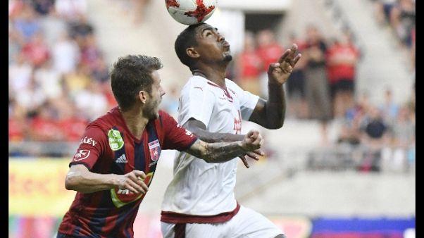 Roma beffata, Barcellona prende Malcom