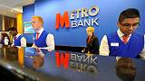 British lender Metro Bank to raise about 300 mln stg, reports higher H1 profit