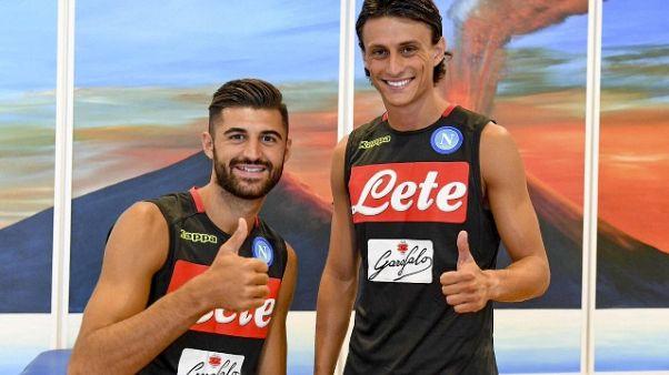Napoli: tifosi contro Inglese sui social