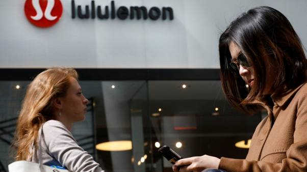 Lululemon names Calvin McDonald as new CEO