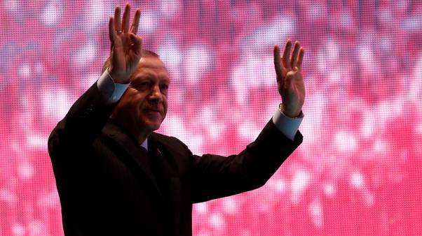 Turkey's Erdogan says to continue with border operations until all threats removed