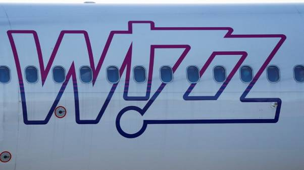 Budget airline Wizz Air trims full-year capacity growth forecast