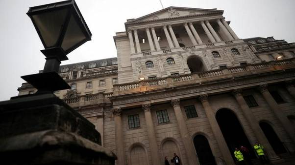 Bank of England downplays financial job moves ahead of Brexit