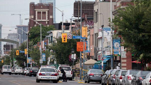 Islamic State claims responsibility for Toronto shooting - AMAQ