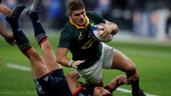 Rugby - Marx's return helps put a roar back into the Lions