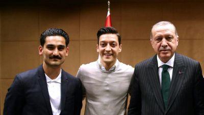 Allemagne: Erdogan accusé d'utiliser l'affaire Özil en vue de l'Euro 2024
