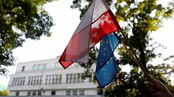 EU top court spells out independence requirements for Polish judiciary