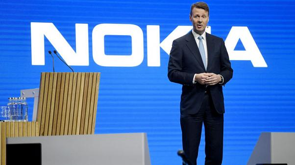 Nokia's profit expected to drop ahead of 5G fillip