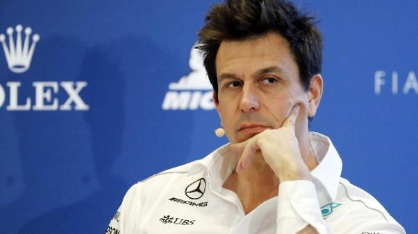 Marchionne: Mercedes, perso gran rivale