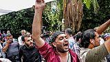 L'UNRWA va licencier plus de 250 employés, manifestation à Gaza
