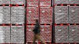 Coca-Cola tops sales estimates on higher Diet Coke demand