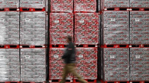 Coca-Cola tops sales estimates on higher Diet Coke demand