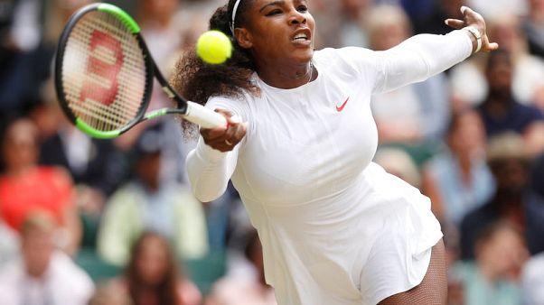 Serena says she is victim of 'discrimination' over drug tests