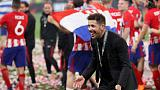Atletico can still shine despite missing regulars says Simeone