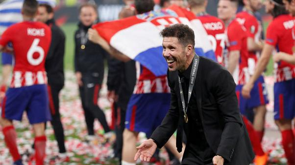 Atletico can still shine despite missing regulars says Simeone