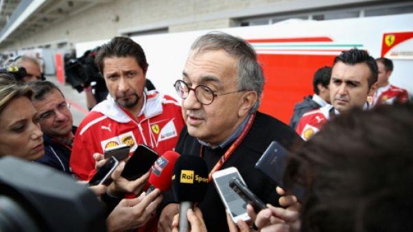 Sergio Marchionne, artisan du retour au premier plan de Ferrari en Formule 1
