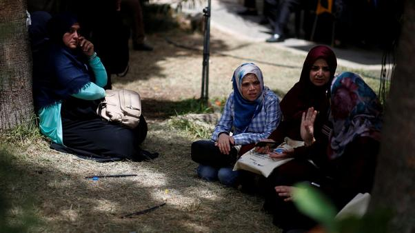 U.N. agency for Palestinian refugees to reduce jobs after U.S. cuts