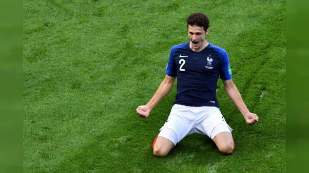 "Mondial-2018: Pavard lauréat du ""plus beau but"" (Fifa)"