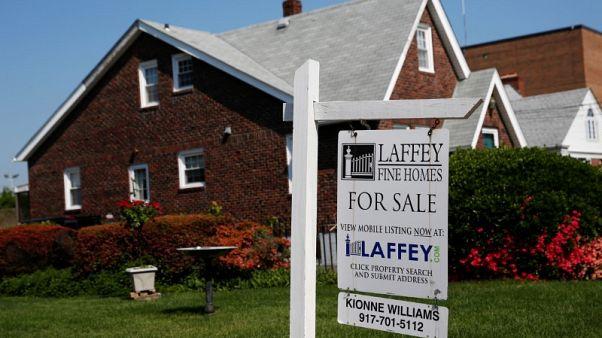 مبيعات المنازل الأمريكية الجديدة في يونيو عند أدنى مستوى في ثمانية أشهر