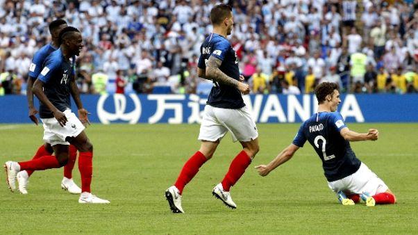 Pavard-gol il più bello del Mondiale