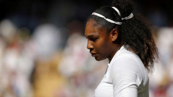 """Dopage: Serena Williams, testée selon elle plus que les autres, se dit victime de """"discrimination"""""""