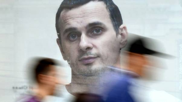 """La CEDH appelle la Russie à donner des """"soins appropriés"""" à Sentsov"""