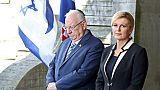 """Le président israélien invite la Croatie à """"faire face à son passé"""""""