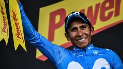 Tour de France: quatre choses à savoir sur Nairo Quintana