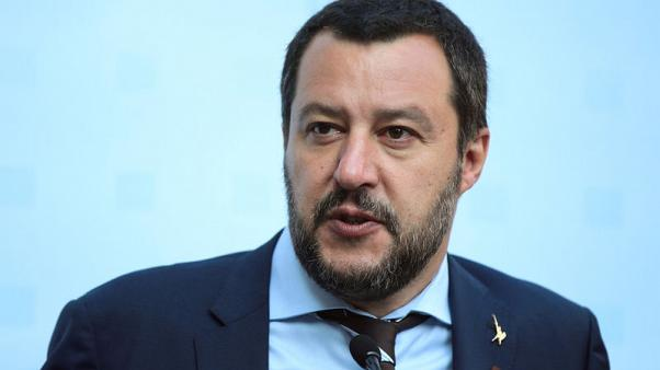 Italy's Salvini protests after Christian magazine likens him to Satan