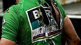 Tour de France: contusion mais pas de fracture pour Peter Sagan