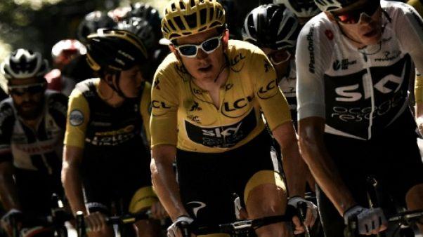 Tour de France: chez Sky le leader Froome devient équipier