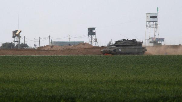 مقتل 3 من حماس وإصابة جندي إسرائيلي في اشتباكات على حدود غزة