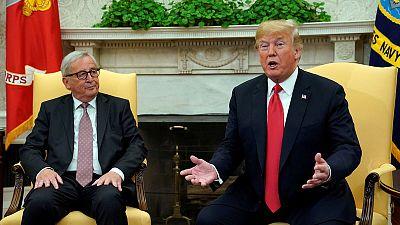 تقرير: ترامب يحصل على تنازلات من الاتحاد الأوروبي لتفادي حرب تجارية