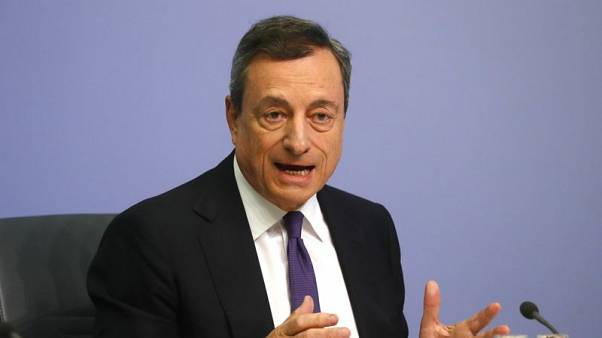 ECB sticks with promise to end stimulus despite growth wobble