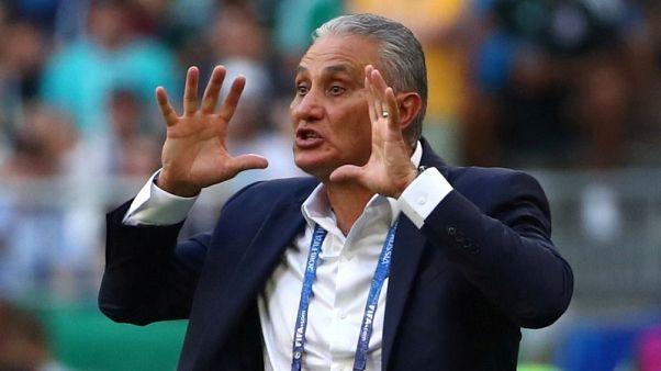 المدرب تيتي يجدد عقده مع البرازيل