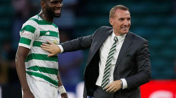 Edouard repaying record fee as Celtic beat Rosenborg
