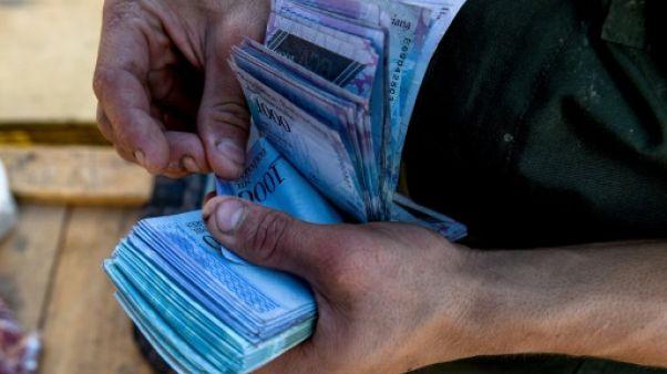 Avec une inflation de 1.000.000%, où va le Venezuela?