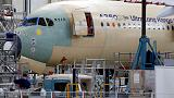 Airbus shares hit record after core profit tops forecasts