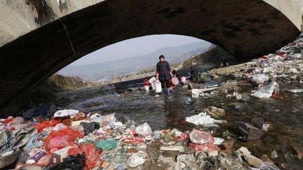 مسؤول: الصين تحتاج حوالي 150 مليار دولار لمعالجة تلوث الأنهار
