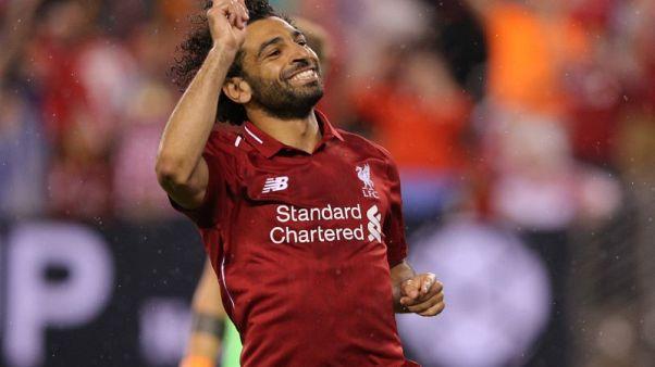 Salah's scoring return pleases Klopp