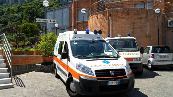 Incidente in mare a Capri, due feriti