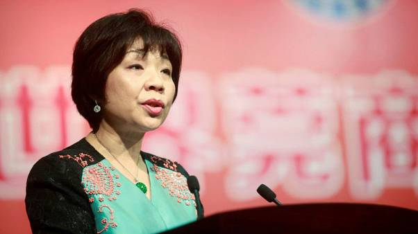 Hong Kong billionaire businesswoman Chu loses 73 percent of fortune this year