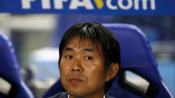 اليابان تعين مورياسو مدربا للمنتخب الأول عقب كأس العالم