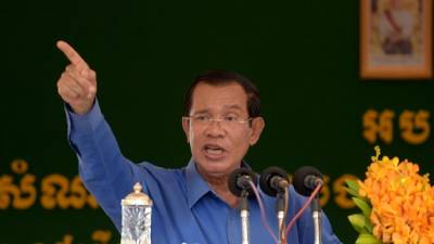 Hun Sen, l'ex-Khmer rouge maître du Cambodge