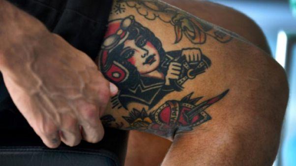 F1: Daniel Ricciardo à travers ses tatouages