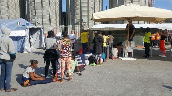 Migranti: arrivati 80 in Calabria