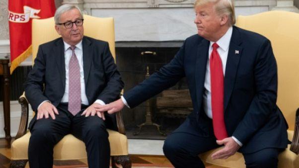 La trêve commerciale entre Washington et Bruxelles reste à concrétiser