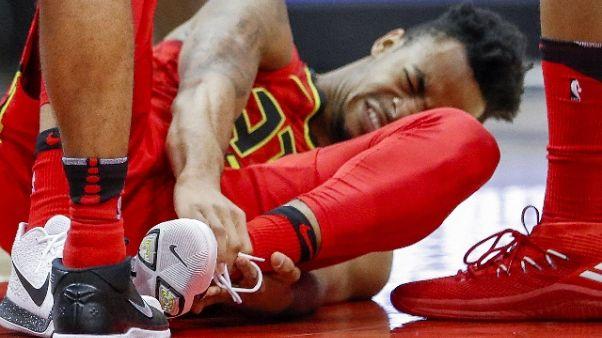 Basket: Morris via da Torino,va ai Bucks